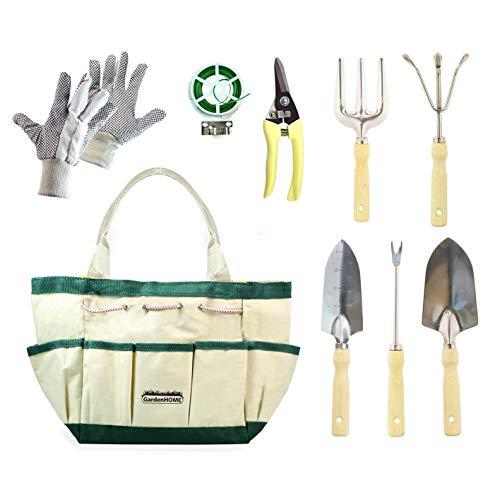 GardenHome 9 Herramientas de Jardineria