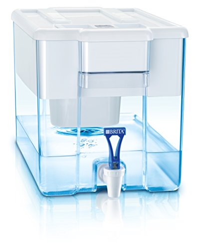 Brita Optimax Cool 8.5L water filter dispenser with cartridges bundle (white) (1 month of Brita Maxtra) (1 cartridge)