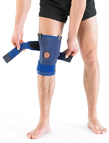 4ae12371c3 NEO G Stabilized Open Knee Support - Medical Grade Quality, x4 ...