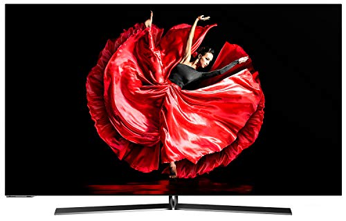 HISENSE H55O8BE TV OLED Ultra HD 4K, Dolby Vision HDR, Wide Colr Gamut, Dolby Atmos, Super Slim...