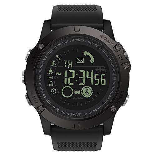 Smartwatch Sportivi Uomo, Orologio Intelligente Uomo Orologi Sportivi Uomo Impermeabile IP67 per...