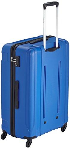 Travelite Koffer Colosso 4-Rad Polypropylen-Trolley L/M, 76 cm 184 Liters Blau 71210-20 - 2