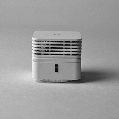 Smiledrive World's Smallest ABS Photoelectric Smoke Alarm Detector (White) 6