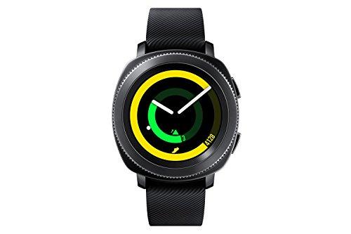 Samsung Gear Sport Smartwatch (Black)