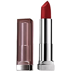 Maybelline New York Color Sensational Creamy Matte Lip Color, Divine Wine, 4.2g