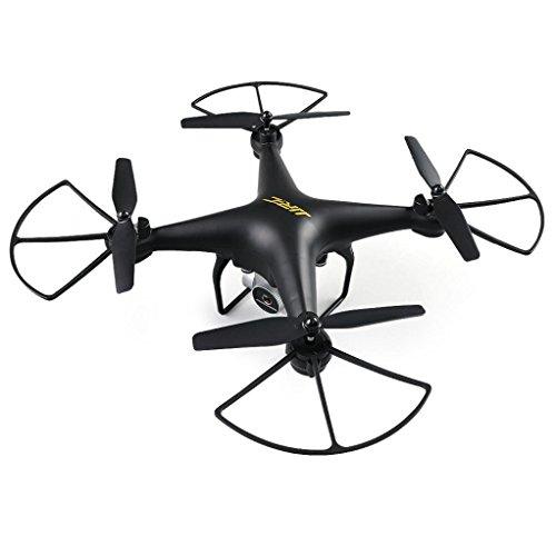 JJRC H68 - Drone con Obiettivo grandangolare con Fotocamera HD 720 P, Quadcopter Bescita, RC Drone...