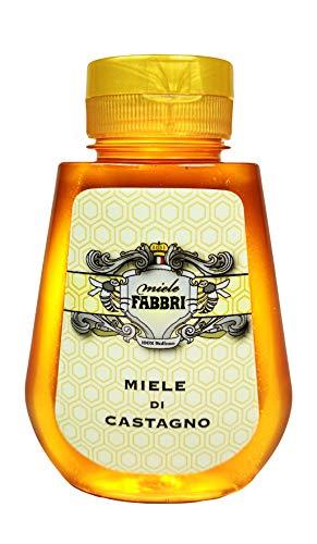 Miele di Castagno: Artigianale, Italiano, NON Pastorizzato - 240 gr