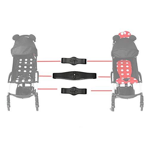 Connettori per passeggini, Passeggini per bambini Accessori per il collegamento di passeggini gemellari