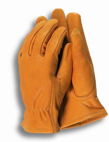 Town & Country Grandi Guanti Giardinaggio Premium Leather per Gli Uomini