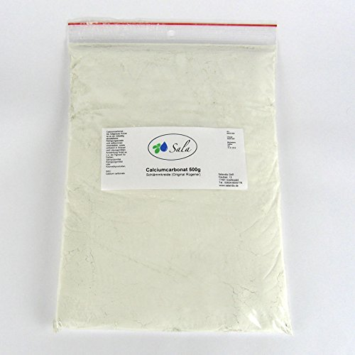 Sala Calciumcarbonat Rügener Schlämmkreide extra fein 500 g