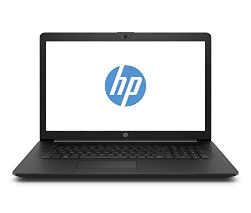HP 17-ca0204ng (17,3 Zoll HD+) Laptop (AMD E2-9000e, 4GB RAM, 500GB HDD, AMD Radeon R2, ohne Betriebssystem) schwarz