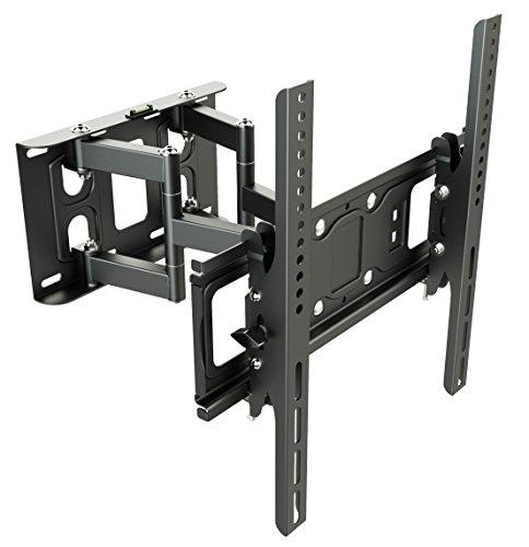 """RICOO Wand-Halterung TV Schwenkbar Neigbar S6244 LCD Fernseh-Halterung passend für viele Flachbild-Fernseher - 76 – 165cm/ 30""""–65"""" Zoll - VESA 400x400"""
