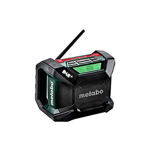 METABO Akku-Baustellenradio R 12-18 DAB+ BT (600778850); Karton
