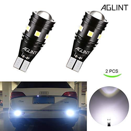 AGLINT T15 W16W LED Lampadina CANBUS Estremamente Luminoso Luce Retromarcia Freno Parcheggio Luci...