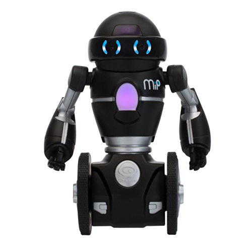 417oZlXVBCL - Wow Wee- MIP Robot, Color Negro (WowWee 0825)