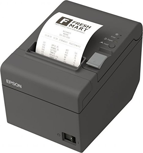 Stampante termica Epson TM-T20II con presa Ethernet/LAN e USB