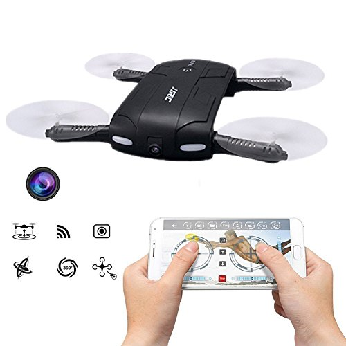 Drone tascabile per Selfie