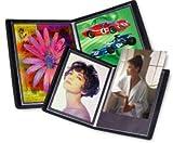 """Art Portfolio Evolution 5 x 7 """"per arte e foto, 24 pagine per 48 Visualizzazioni"""