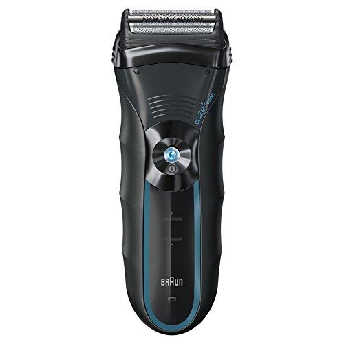 Braun cruZer5 Clean Shave - Afeitadora eléctrica con recortadora de precisión