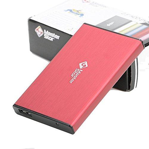 (MasterStor 1 anni di garanzia)-esterno disco rigido USB 3.0 super veloce da 2,5 pollici SATA Laptop...