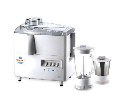 Bajaj Majesty JX 4 450-Watt Juicer Mixer Grinder