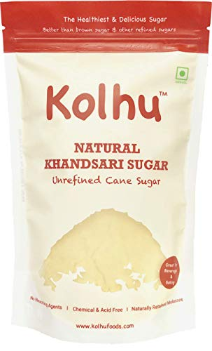 Kolhu Natural Khandsari Sugar 500g