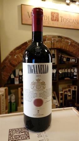 Toscana IGT Tignanello Marchesi Antinori 2015 0,75 L