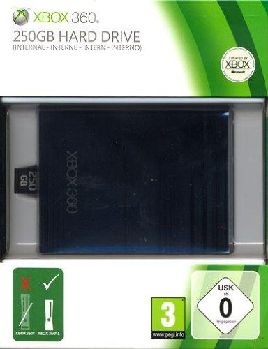 Microsoft Xbox 360 - Slim Hard Drive 250GB