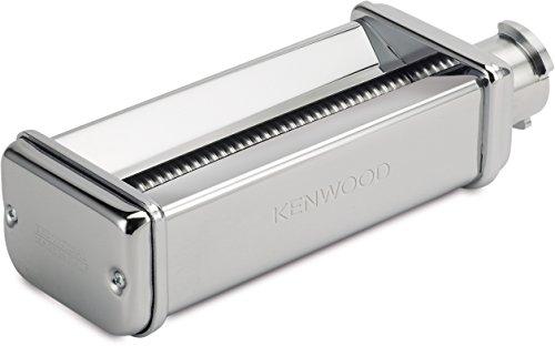 Kenwood KAX981ME Tagliapasta per fettuccine per Impastatrice Planetaria, Acciaio inossidabile,...