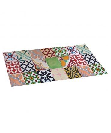 Tappeto in vinile, mosaico, 50 x 110 cm