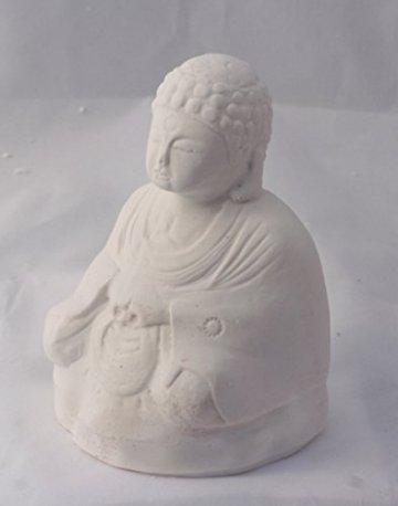 Juego completo-Buda látex Fundición para con stewalin Figura gie ßasse 8