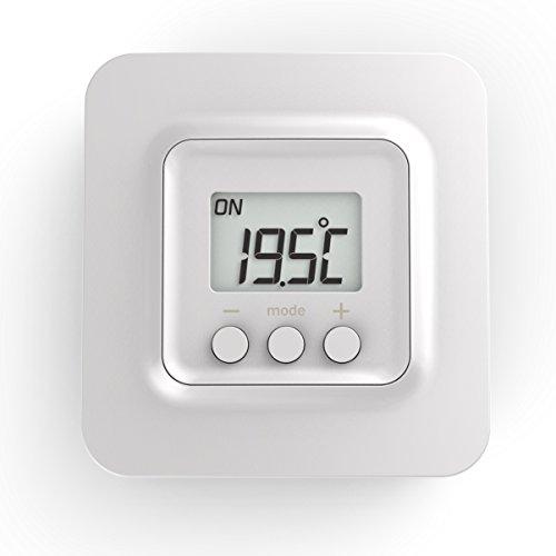 418Oe19b23L [Bon Plan Delta Dore!]  Delta Dore 6050625 Tybox 5100 Pack de Thermostat d'ambiance connecté avec box domotique IP Tydom 1,0