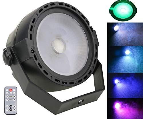 UV Luce Effetto, Latta Alvor Uv Luce Nera Par luci del Palcoscenico Multicolore e UV DMX 512 luci DJ...