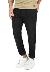 BLEND-Taifun-Herren-Jeans-Hose-Denim-Aus-Stretch-Material-Slim-Fit-GreW3034-FarbeDenim-Black-76204