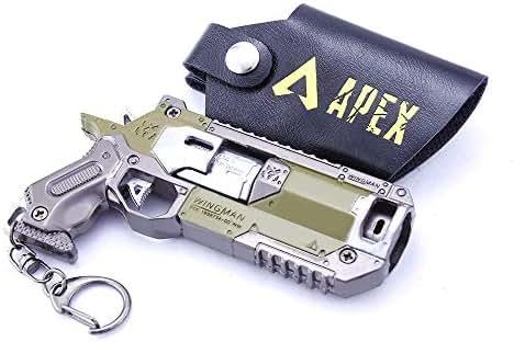 """CHOUGE -A-P-E-X- 6.8"""" Spitzhacke Spiel Metall-Modell Spielzeug Geschenk Die Sammlung für Spielliebhaber Sehr sicher Geeignet für die Sammlung"""