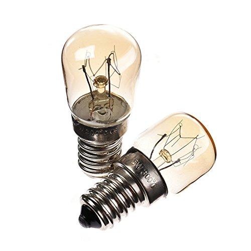 2pz forno luce, meno power-hungry | durevole | ampiamente utilizzato E14ad alta temperatura...