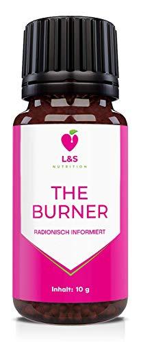 The Burner Globuli   radionisch informiert   Abnehmen leicht gemacht   Fatburner   10g   (KEIN HCG C30!)