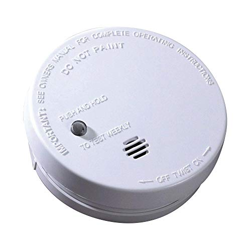 Kidde | Model i9040 Battery-Operated Compact Smoke Detector Alarm
