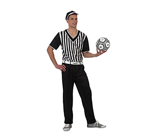 Disfraz de Árbitro de Béisbol para hombre M-L