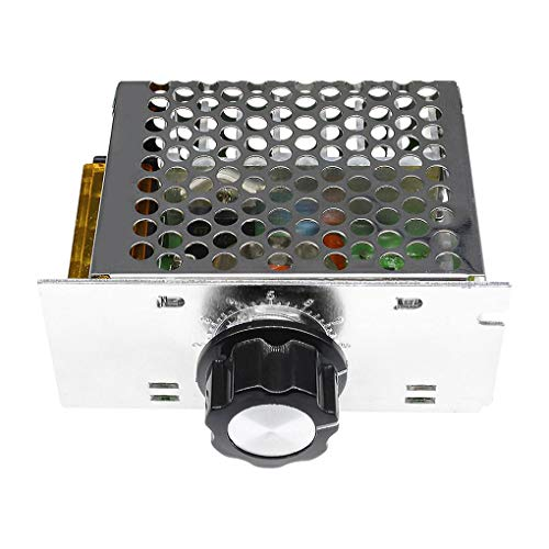 Kineca Controller Module 4000W 220V AC SCR velocità del Motore di Tensione elettronico Regolatore...