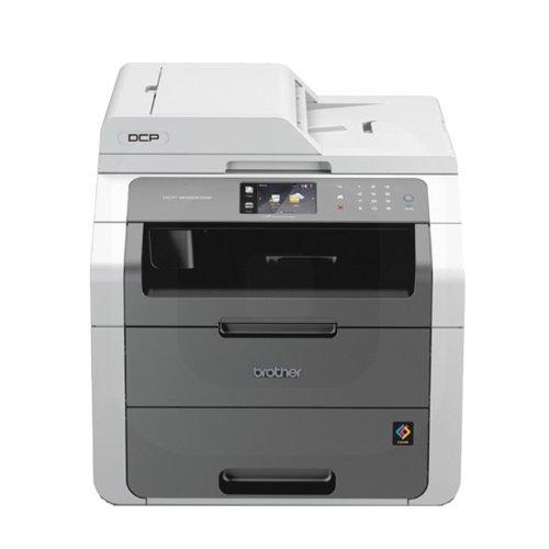 Brother DCP-9020CDW Multifonction 3-en-1 LED Couleur avec Recto-Verso,...