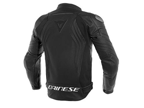 DAINESE Uomo Moto Giacca di Pelle Racing 3Pelle