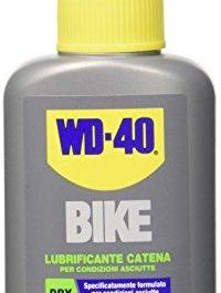 WD-40 Bike – Lubrificante Catena Bici e MTB per Condizioni Asciutte e Polverose Formula con PTFE – 100 ml