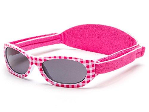 5d3f8fd8e8 Gafas de sol bebés niños y niñas, edad 0 meses a 2 años CINTA/BANDA ...