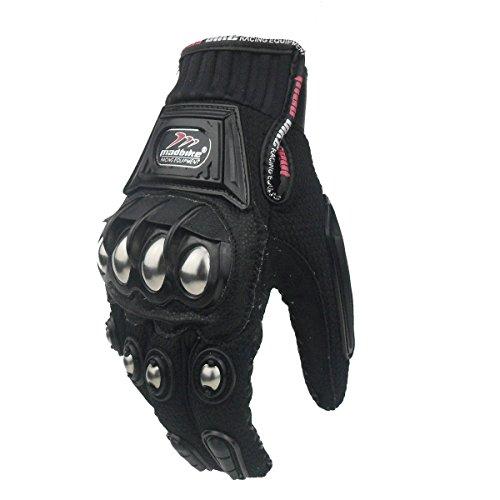 madbike Handschuh Motorrad Racing Motorrad Handschuhe Legierung Stahl Schutz 1