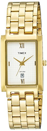 Timex Classics Analog Silver Dial Men's Watch - BE14