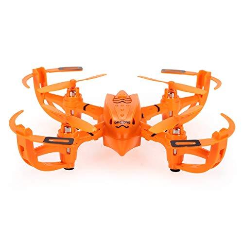 Robocraze LARK DIY 2.4G 6-Axis Gyro 3D Flip Altitude Hold RC Quadcopter