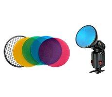 Godox AD-S11 Witstro Reflector con Filtro para AD180/360