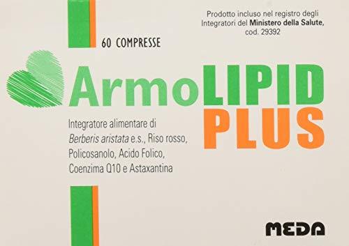 Armolipid Plus Integratore - 60 compresse