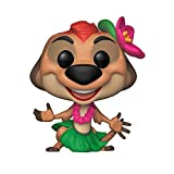 Funko- Pop Vinyl: The Lion King-Luau Timon Disney Figura, Multicolor (889698364133)